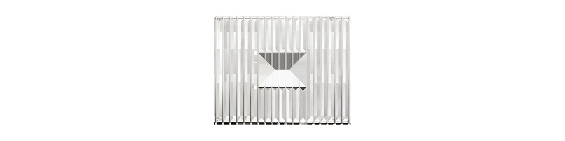 Bottom Grate Set for IWS 2C - BG2C1SS