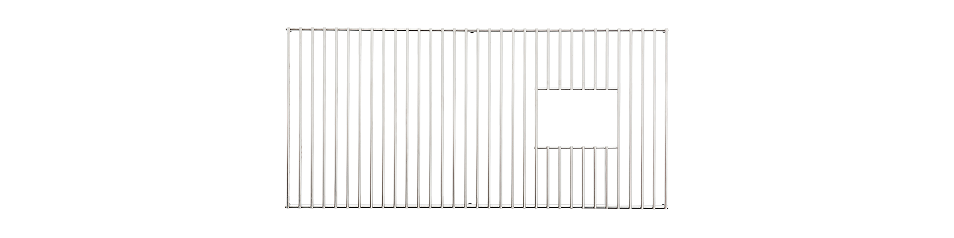 Bottom Grate Set for IWS 3S - BG3S1SS
