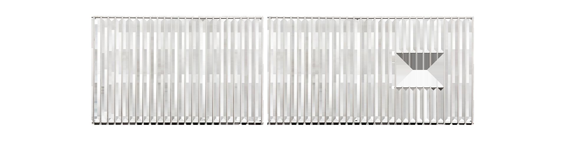Bottom Grate Set for IWS 3X4C - BG4X3C2SS