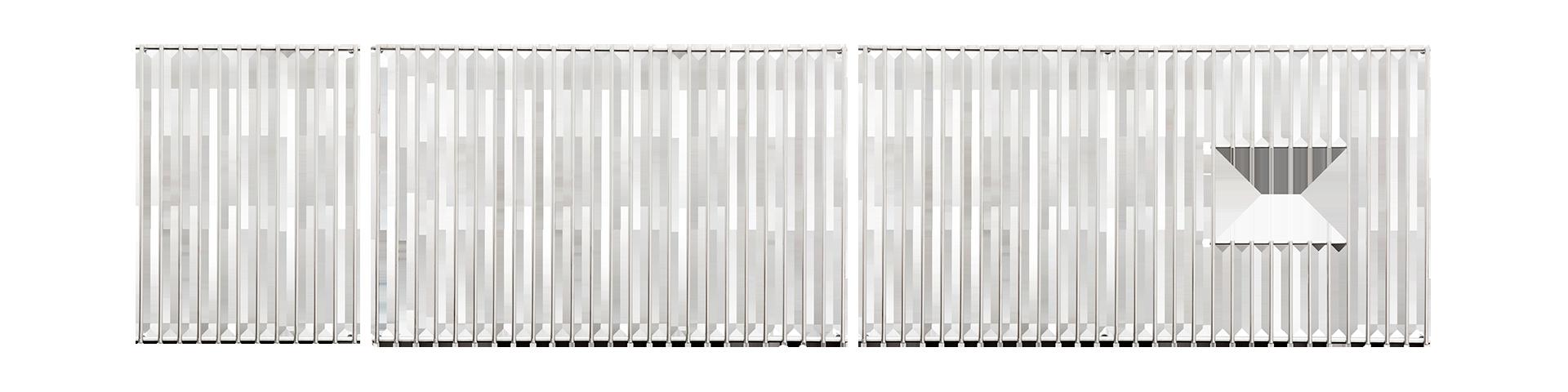 Bottom Grate Set for IWS 4X4C - BG4X4C3SS