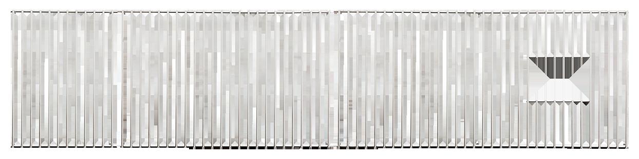 Bottom Grate Set for IWS 6S - BG6S3SS