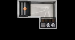 Corner WashStation™ 4X3C Image