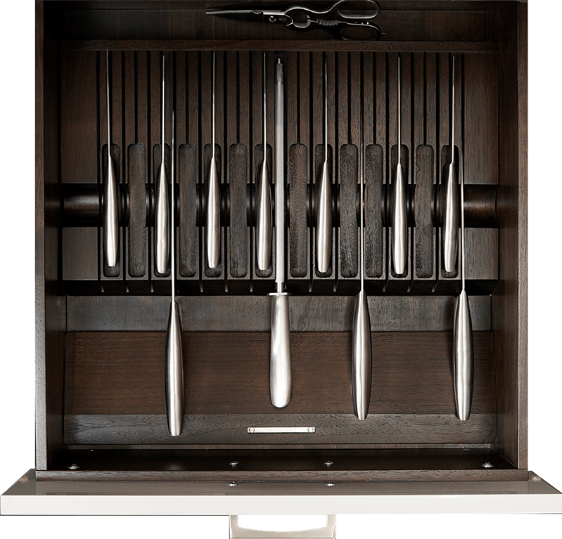 Knife and Cutlery Storage