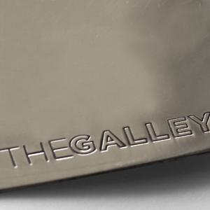 Polished Antique Sterling Silver