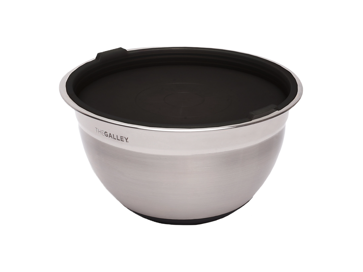 Stainless Steel Mixing Bowl with lid